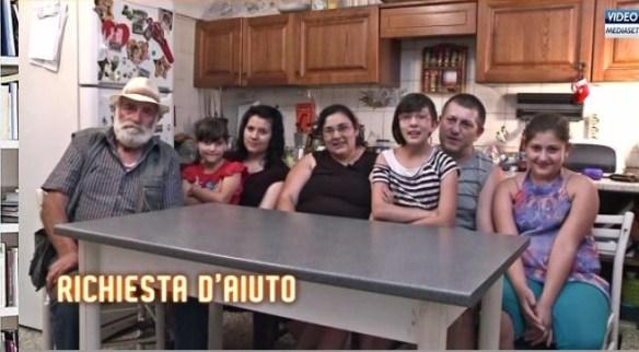 La famiglia Maini