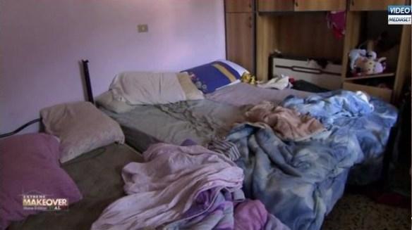 I poveri, lo sanno tutti, non rifanno mai il letto