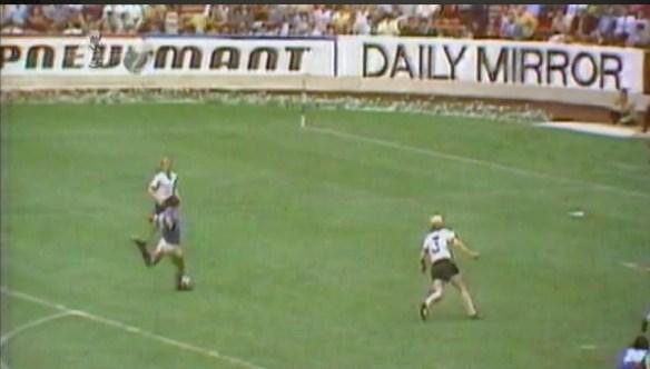 Il 3-2 di Gigi Riva contro la Germania Ovest
