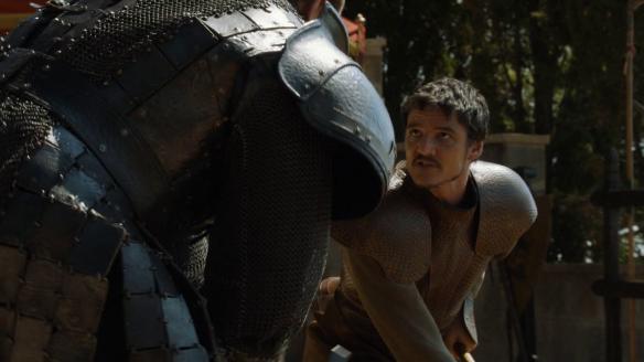 Oberyn e la Montagna