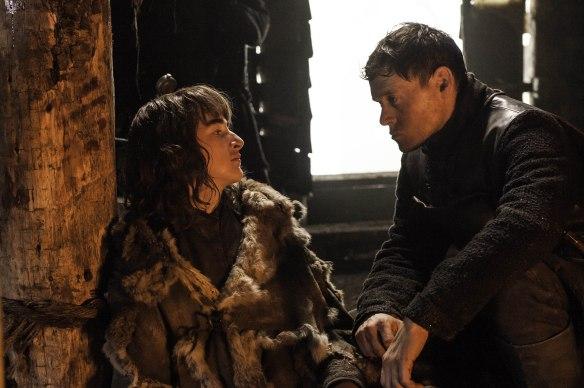 Bran Stark prigioniero dei ribelli