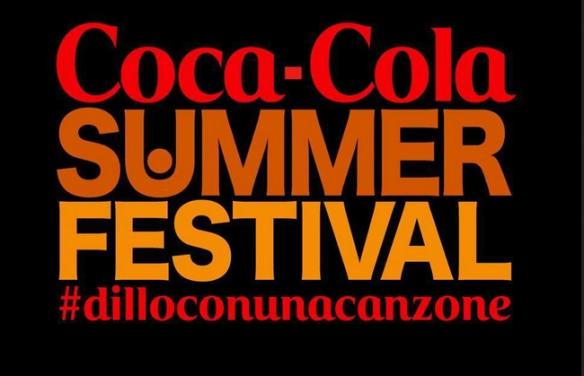 Il logo del Coca Cola Summer Festival