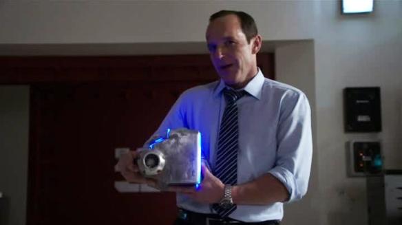 Coulson disintegra Garrett