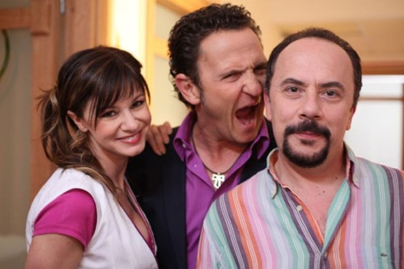 Cosetta Turco, Enzo Salvi e Maurizio Casagrande
