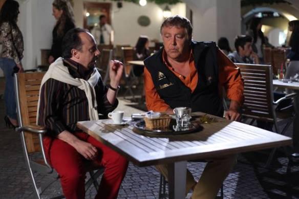 Maurizio Mattioli e Maurizio Casagrande
