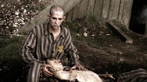 L'arrivo a Dachau