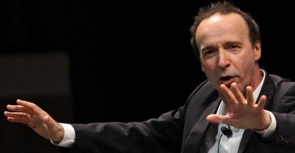 Roberto Benigni aprirà la prima puntata di Ballarò