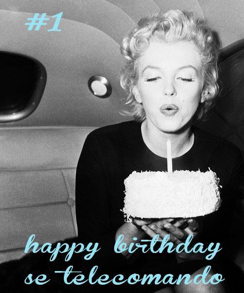 Buon Compleanno Se Telecomando!