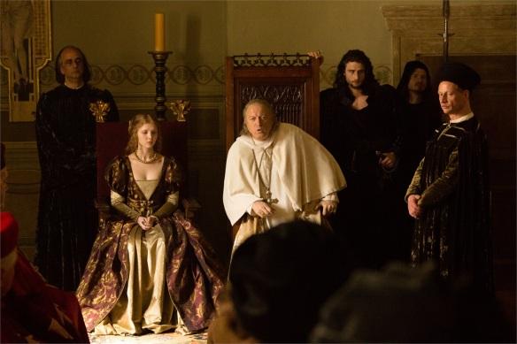 Lucrezia e Rodrigo governano insieme