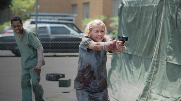 Beth tenta la fuga