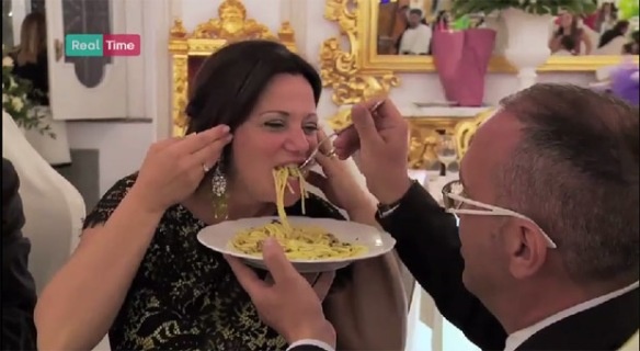 Il sttantaquattresimo piatto di spaghetti