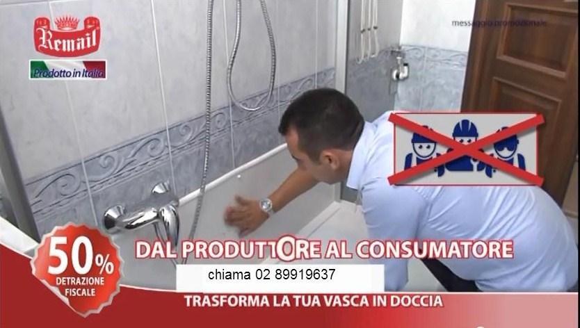 Remail mastrota e le vasche da bagno killer se telecomando
