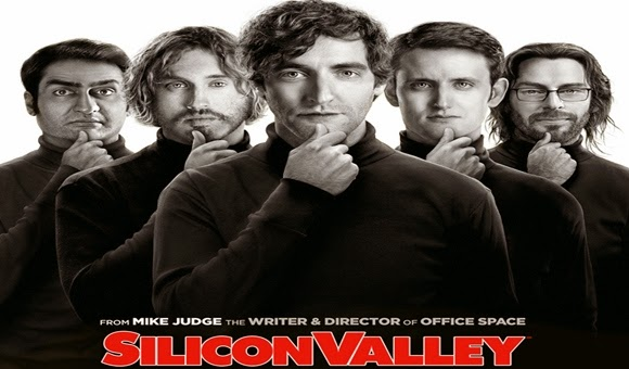Silicon Valley, la locandina
