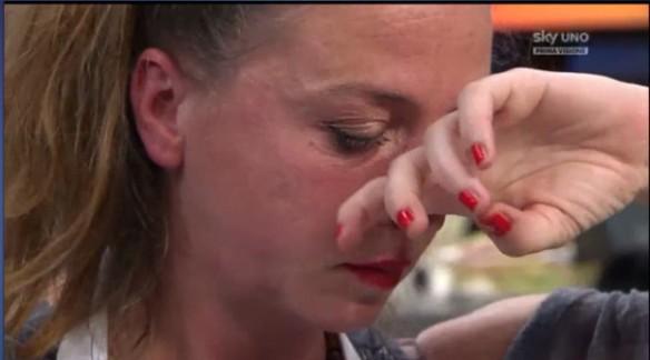 Le lacrime di Chiara