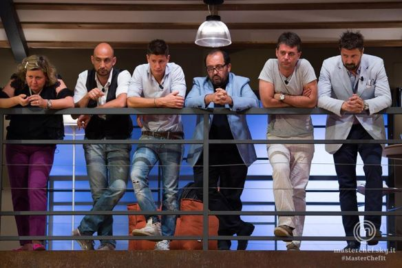 I concorrenti in balconata