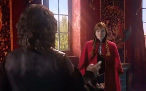 Anna incontra Tremotino
