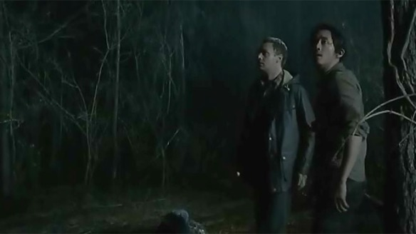 Aaron e Glenn