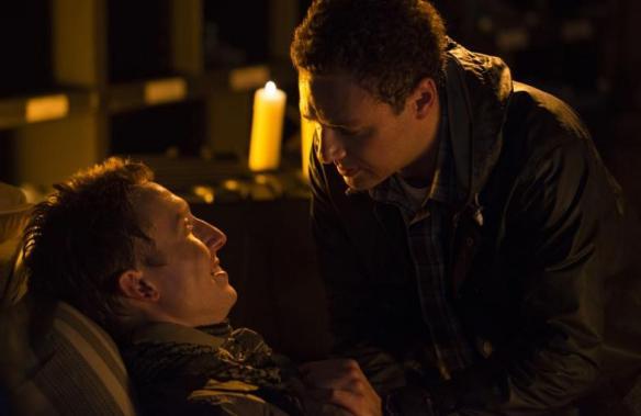 Eric e Aaron