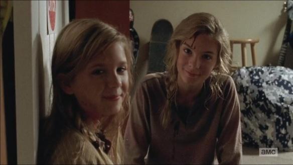 Lizzie e Mika