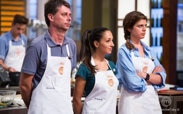 I tre migliori: Paolo, Maria  e Amelia