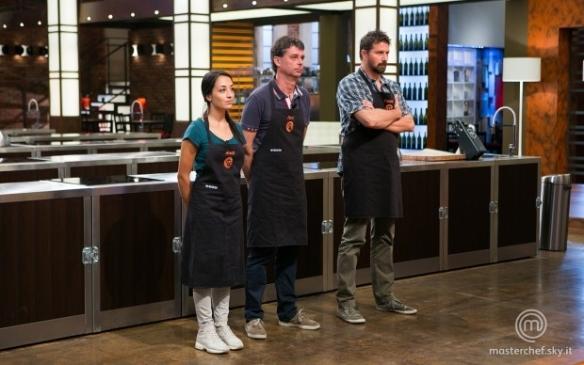 Amelia, Paolo e Stefano al pressure test