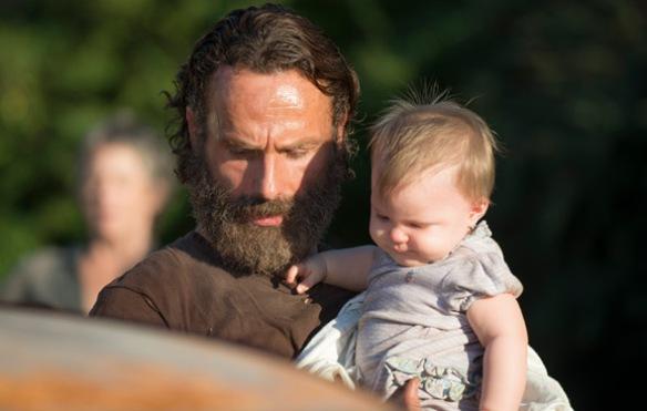 Rick con Judiht