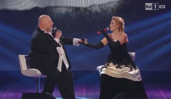 Mauro Coruzzi e Grazia Di Michele