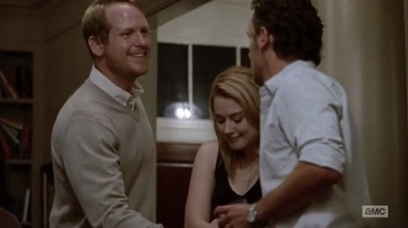 Pete, Jessie e Rick