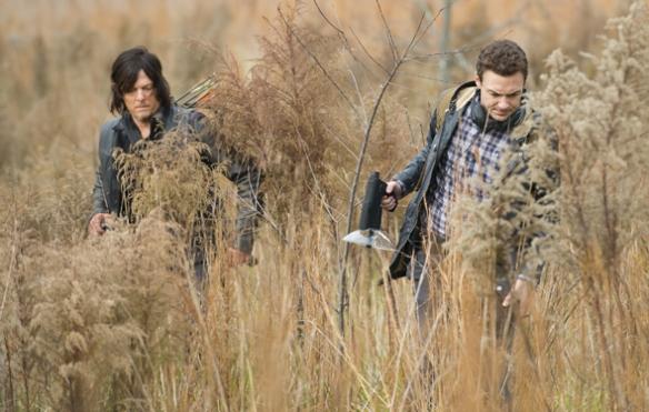 Daryl e Aaron