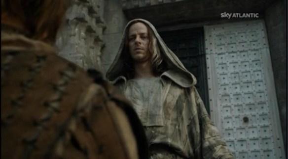 Jaqen H'ghar si rivela ad Arya
