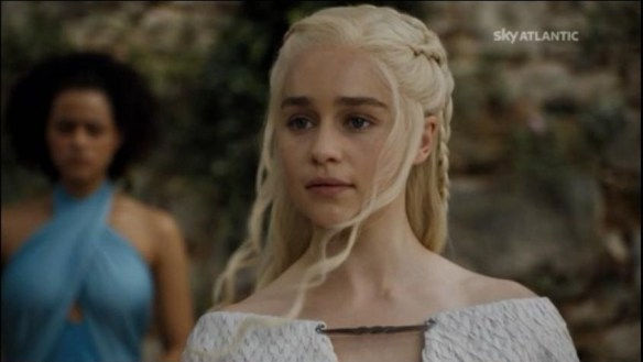 La Khaleesi pronuncia la sentenza