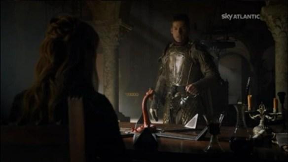 Cersei e Jaime pianificano il rapimento di Myrcella