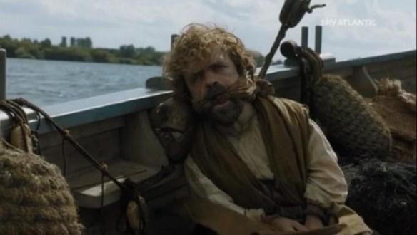 Tyrion prigioniero