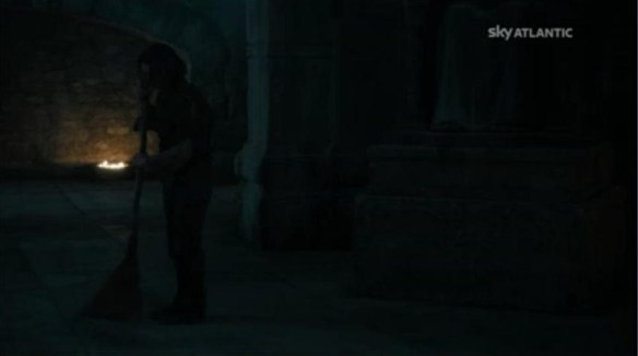 Arya sembra Daniel San