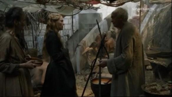 Cersei incntra l'AltoPassero