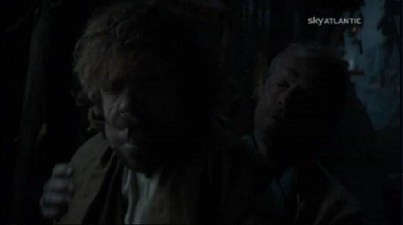 Tyrion rapito da Jorah