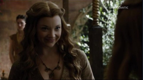 Margaery  sfotte Cersei