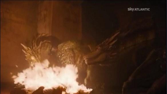I draghi fanno colazione