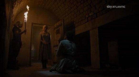 La proposta di matrimonio di Daenerys
