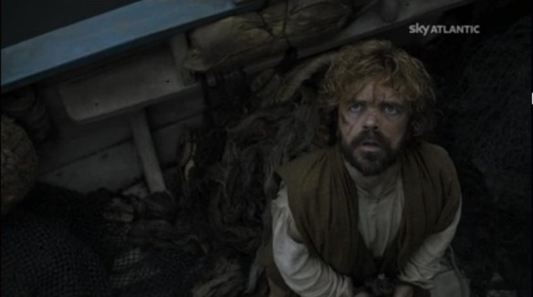 Con quella faccia un po' così che abbiamo noi che abbiamo visto Drogon