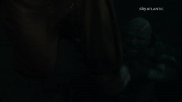 Tyrion tirato giùdall'Uomo diPitra