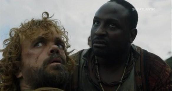 Tyrion catturato dagli schiavisti