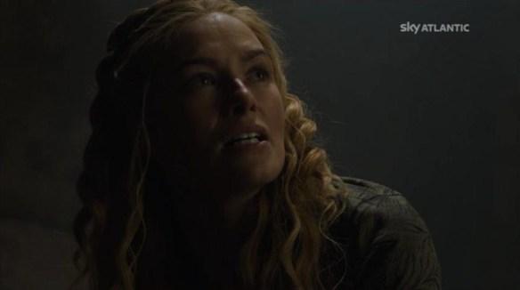 Lo sguardo feroce di Cersei
